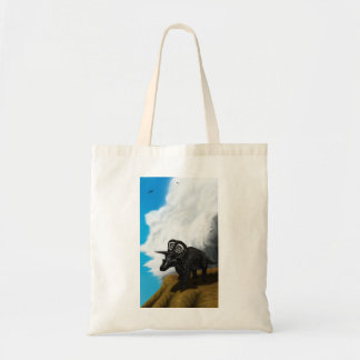 Triceratops Tote