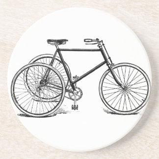 Triciclo antiguo posavasos personalizados