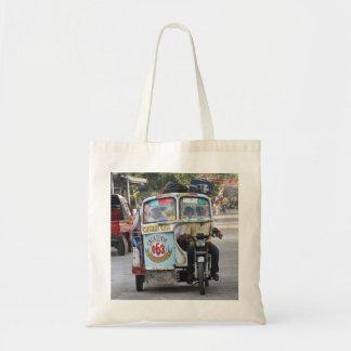 Triciclo Bolsa Tela Barata