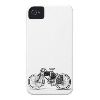 Triciclo del vintage Case-Mate iPhone 4 cárcasas