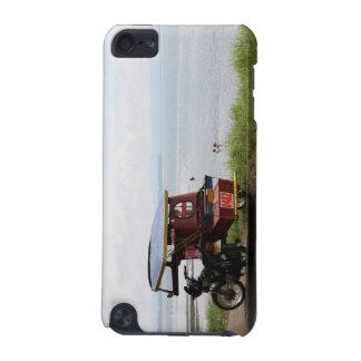 Triciclo en la bahía de San Pedro Funda Para iPod Touch 5