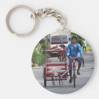 Triciclo Llaveros Personalizados