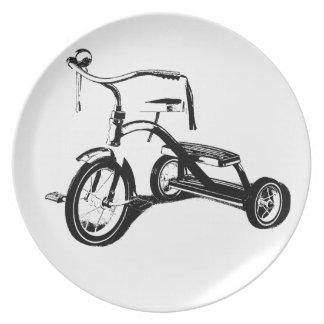 Triciclo Plato
