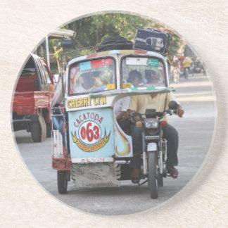 Triciclo Posavasos Para Bebidas