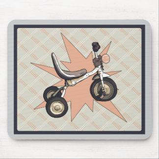¡Triciclo! Alfombrillas De Ratones