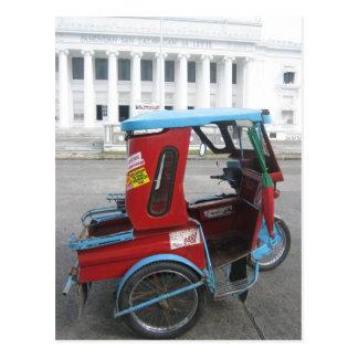 Triciclo Postales