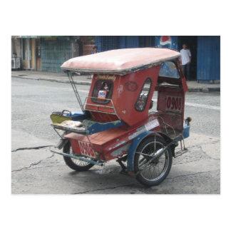 Triciclo Postal