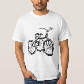 Triciclo viejo playera