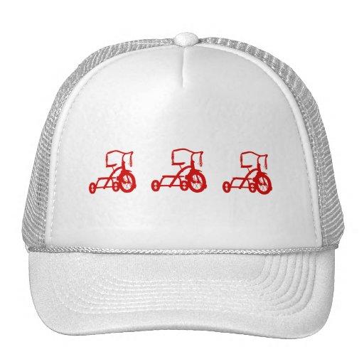 triciclos gorro de camionero