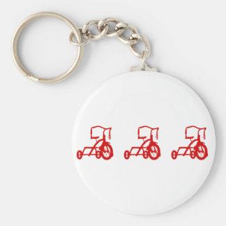 triciclos llavero personalizado
