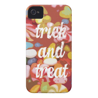 Trick and Treat Candy iPhone 4 Case