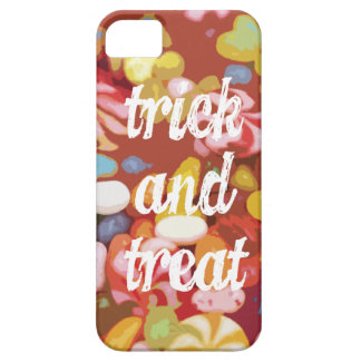 Trick and Treat Candy iPhone 5 Case