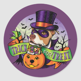 Trick for Treat Stickers
