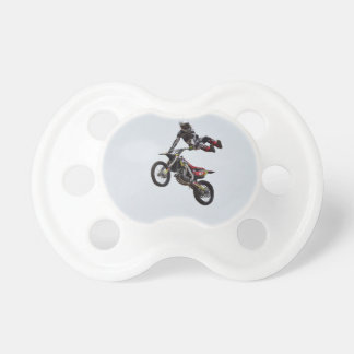 Trick Motocross Pacifier