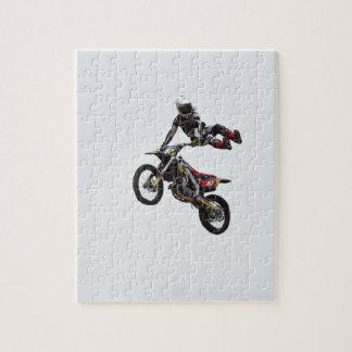 Trick Motocross Jigsaw Puzzle