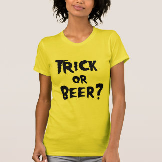 TRICK OR BEER.png Tee Shirts