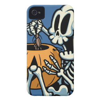 Trick or Beetle iPhone 4 Cases