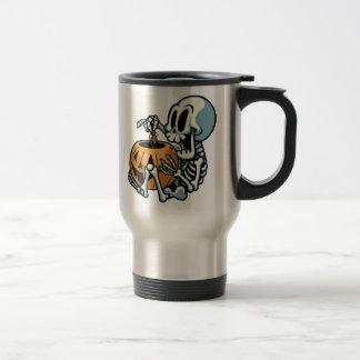 Trick or Beetle Travel Mug