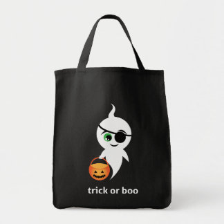 Trick Or Boo Tote Bag