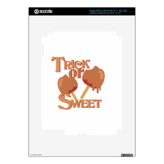 Trick Or Sweet Skins For iPad 3