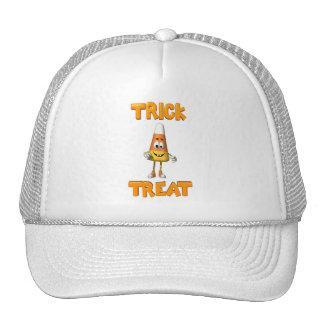 trick or tr come gorros
