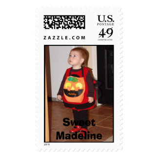 Trick or treat 2006 postage