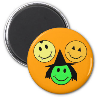 Trick or Treat 2 Inch Round Magnet