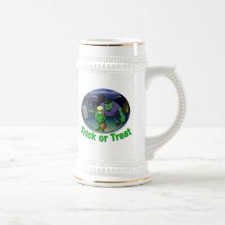 Trick or Treat #3 Coffee Mugs