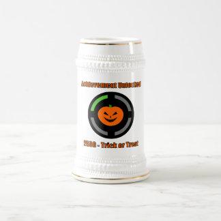 Trick or Treat - Achievement Unlocked Coffee Mugs