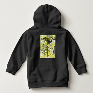 Trick or Treat and Boo Hoodie