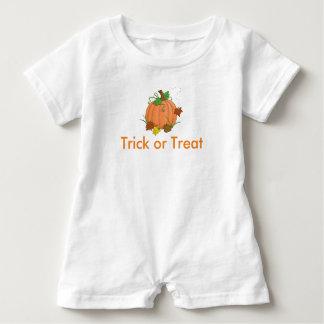 Trick or Treat Baby Romper