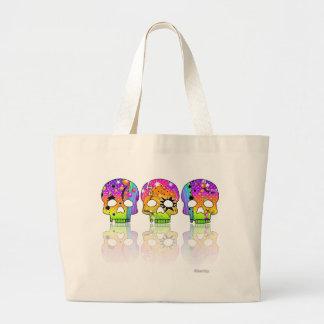 Trick or Treat Bag -  - POP ART SKULLS