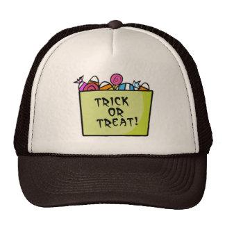 Trick or Treat Bag Trucker Hat