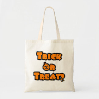Trick or Treat? Bags