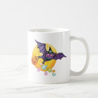 Trick or Treat Bat Coffee Mug