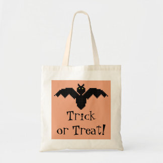 Trick or Treat! Bat Halloween Bag