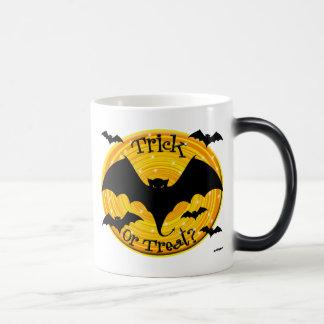 Trick Or Treat? Bats Magic Mug