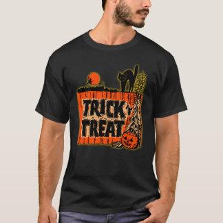 """Trick Or Treat Black Cat Shirt """"Trick 'r Treat"""""""