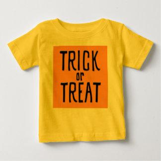 Trick or Treat black Infant T-shirt