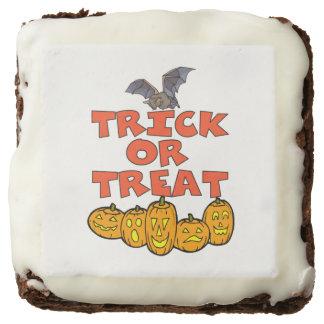 Trick Or Treat Brownies