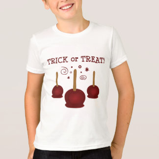 Trick or Treat Candy Apples T-Shirt