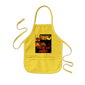 Trick or Treat Candy Apron