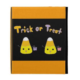 Trick or Treat Candy Corn iPad Case