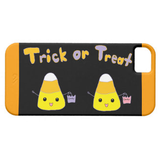 Trick or Treat Candy Corn iPhone SE/5/5s Case