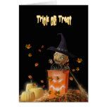 Trick Or Treat Cards