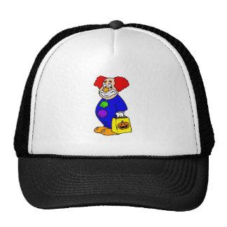 Trick or Treat Clown Trucker Hat