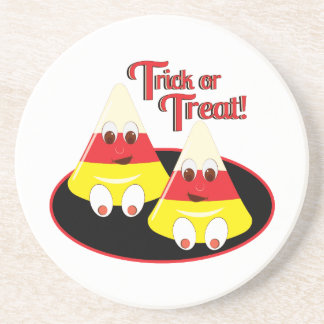 Trick Or Treat Coasters