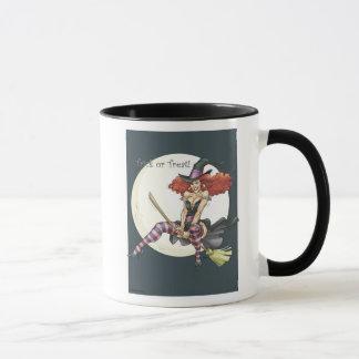 Trick or Treat (color) Mug