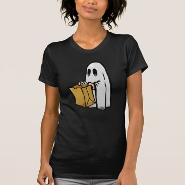Halloween Themed Trick Or Treat Costume T-Shirt