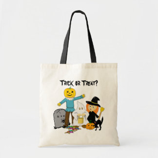 Trick or Treat Costumes - Halloween Candy Swag Bag
